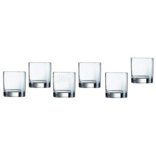 Набор стаканов, Luminarc Исланд, низкие, 300 мл, 6 шт.