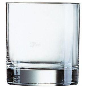 Набір склянок, Luminarc Ісланд, низькі, 300 мл, 6 шт.