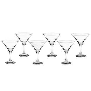 Набор фужеров Бистро для мартини, 170 мл, 6 шт.