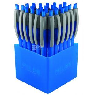 Milan Dry Gel, Ручка гелева синя, 0,7 мм, 25 шт