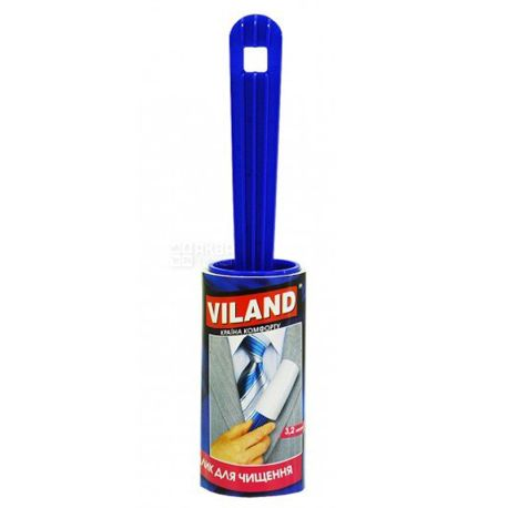 Viland, Roller for cleaning clothes, spiral, 3.2 m, 24 sheets