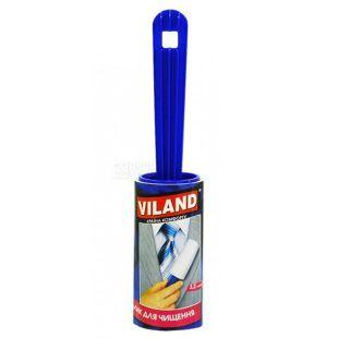 Viland, Валик для чищення одягу спіральний, 3,2 м, 24 листа