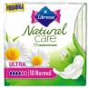Libresse прокладки гигиенические, Natural Care Ultra Clip Normal 10 шт