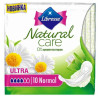 Libresse прокладки гігієнічні, Natural Care Ultra Clip Normal 10 шт