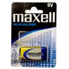 Maxel Batteries 6LR61 1PK 1 pc.
