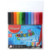 Markers, 12 pcs, TM Maped