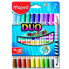 Markers, 20 pcs, TM Maped