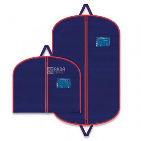 Viland, Чехол-сумка для одежды синий, 60х90 см