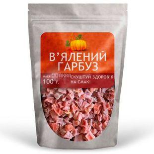 Sweet Energy Dried Pumpkin, 100 g