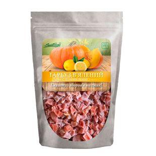 Sweet Energy Dried Pumpkin with Lemon Flavor, 100 g