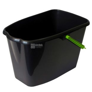 Bucket without spinning, Ergopack, 10 l
