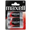 Maxell Батарейки R-20 2PK 2 шт.