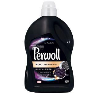 Perwoll Black, Засіб для прання, для темних тканин, 2,7 л