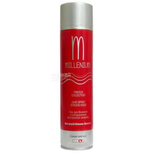 Millenium hair spray, with jojoba extract, 250 ml