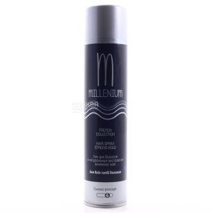 Millenium лак для волос, С экстрактом зелёного чая, 250 мл