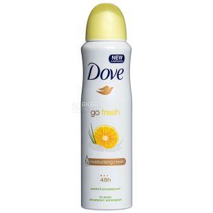 Dove Заряд энергии, Антиперспирант-аэрозоль,150 мл