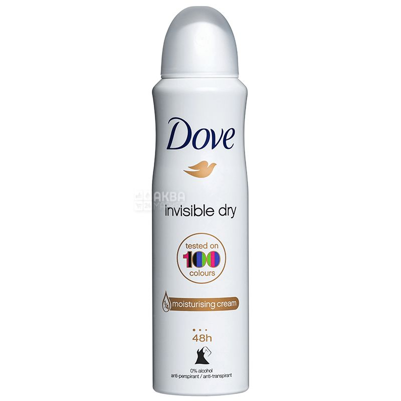 Dove Невидимый, Антиперспирант-аэрозоль,150 мл