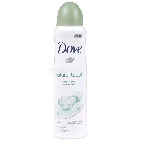 Dove Прикосновение природы, Антиперспирант-аэрозоль,150 мл
