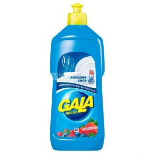 Gala Berries, Dishwashing Liquid, 500 ml