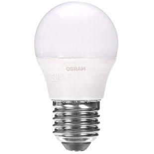 Лампа світлодіодна Osram LS CL P60 6,5W/840 230VFR E27