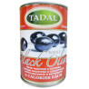 TADAL, Black olives with stones, 300 g