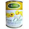 Зелені Оливки без кісточок, 280 г, ТМ Tadal