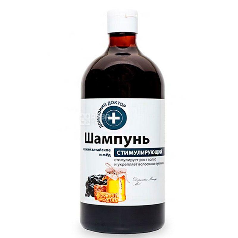 House doctor, 1 l, Shampoo, Stimulating, Mumiye Altai and honey