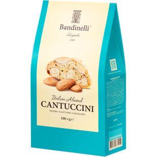 Bandinelli Cantuccini, Печенье с миндалем, 100 г