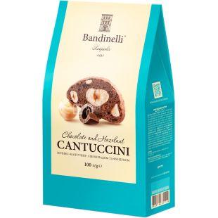 Bandinelli Cantuccini, Печиво з шоколадом і фундуком, 100 г