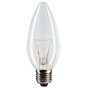 Philips Stan Лампа накаливания E27 60W 230V B35 FR 1CT/10X10F