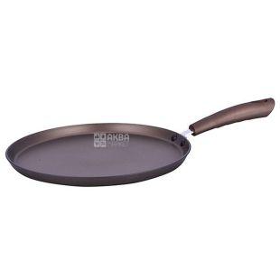 Fissman Greif Сковорода для блинов, антипригарное покрытие, 25 см