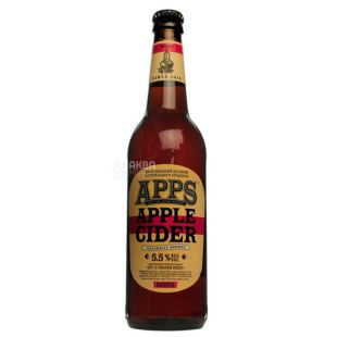 APPS, Cider Cherry, 0.5 L