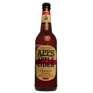 APPS, Сидр вишня, 0,5 л