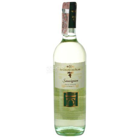 Le Colline dei Filari Sauvignon Вино белое сухое, 0,75 л