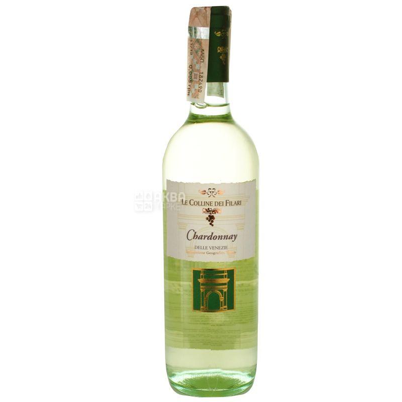 Le Colline dei Filari Chardonnay delle Venezie Вино белое сухое, 0,75 л