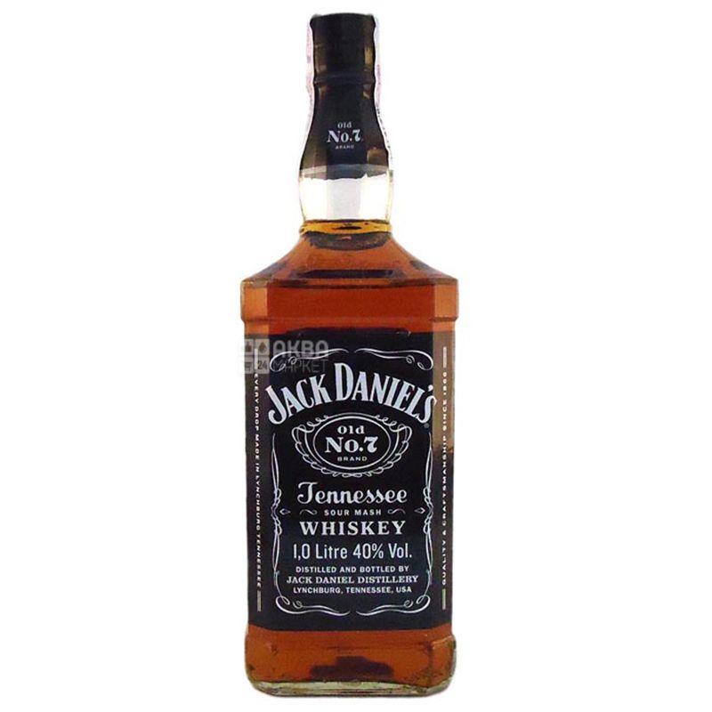 Jack Daniel's Виски, 1 л