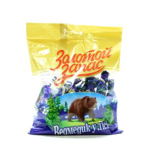 Candy Bear in the Forest Gold reserve, chocolate, 200 g