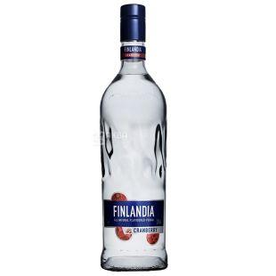 Finlandia, Водка, Клюква белая, 37,5%, 0,5 л
