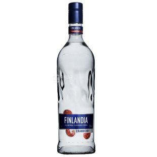 Finlandia, Vodka, White Cranberries, 37.5%, 0.5 L