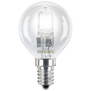 Philips Галогенна лампа E14 42W 230V P45 CL 1CT/20 EcoClassic