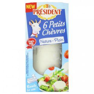 PRESIDENT Chevre goat cheese, 45%, 100g