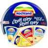 Hochland Сир плавленный 140 г, 4 Сыра