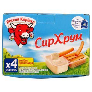 Веселая Коровка, Сыр хрум  140 г