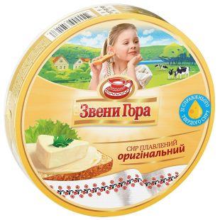 Сыр Звени Гора Оригинальный плавленый, 50%, 140г
