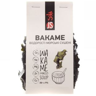 Jay Eu, dried seaweed, Wakame, 30 g