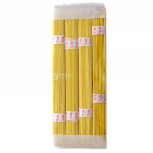 JS, Yellow Noodles, 300 г, Лапша сушеная, желтая