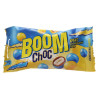 Boom Choc, Peanut Dragees in yellow and blue glaze, 50 g