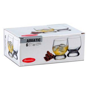 Набір склянок Aquatic, 222 мл, 6 шт.