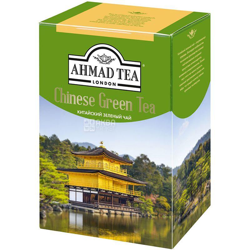 Ahmad Tea Chinese Green, 200 г, Чай зеленый Ахмад Ти Чайнес Грин, Китайский