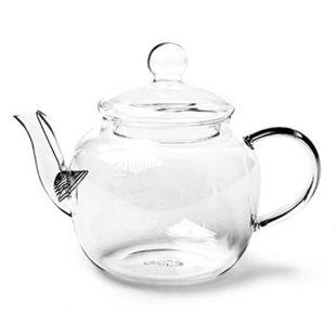 Fissman, Чайник заварочный со стальным фильтром, 500 мл